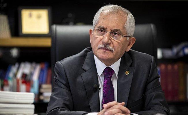 YSK Başkanı Güven'den Suruç açıklaması