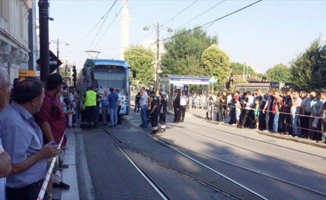 Arıza tramvay seferlerini aksattı