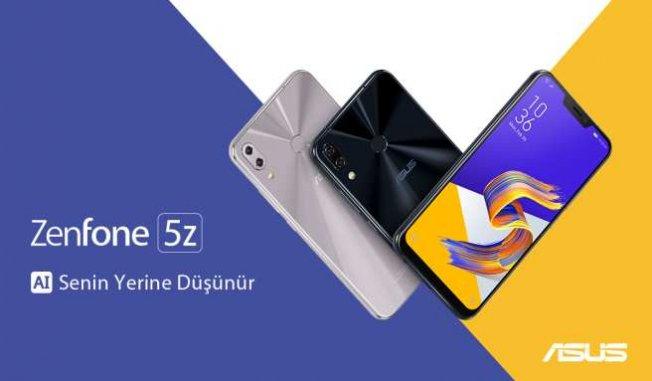 ASUS ZenFone 5Z fiyatı ve özellikleri