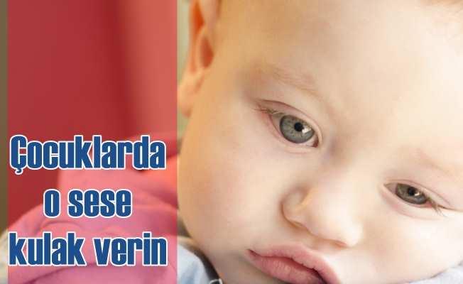 Bebeklerde hışıltının nedeni nedir? Hışıltının başlama yaşı önemli!