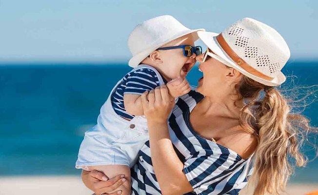 Bebekli tatilde valizde olmazsa olmazlar