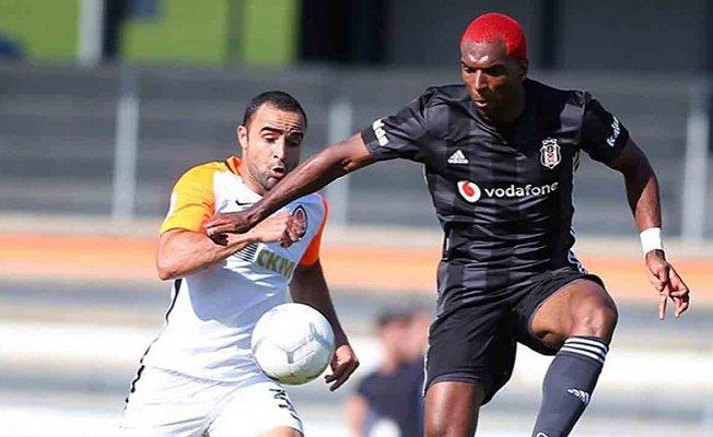 Beşiktaş 0 - Shaktar Donetsk 0