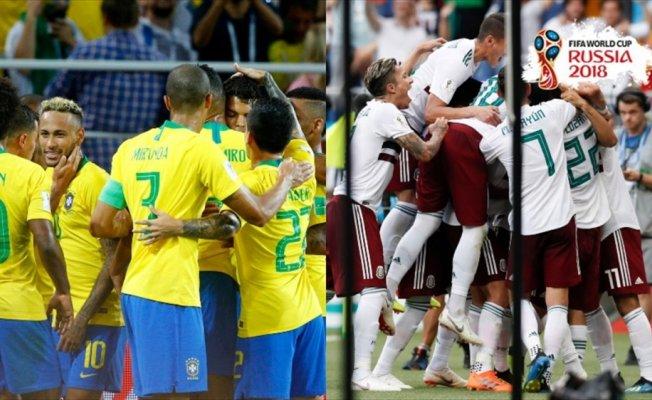 Brezilya ile Meksika'nın 68 yıllık rekabeti