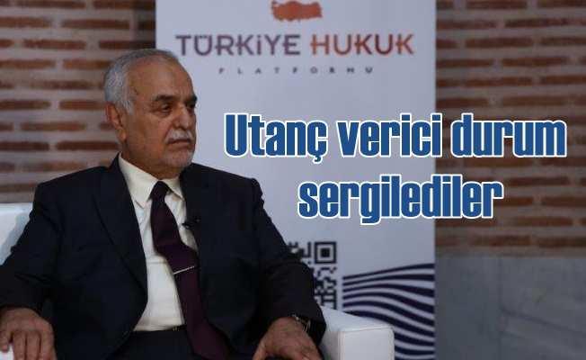 Dr. Tarık El-Haşimi: Arap devletleri utanç verici durum sergiledi