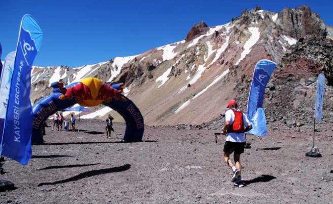 Erciyes'in volkanik tepelerinde 12 Ülkeden 200 atlet koşacak