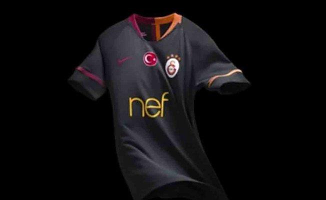 Galatasaray yeni sezon formaları satışta