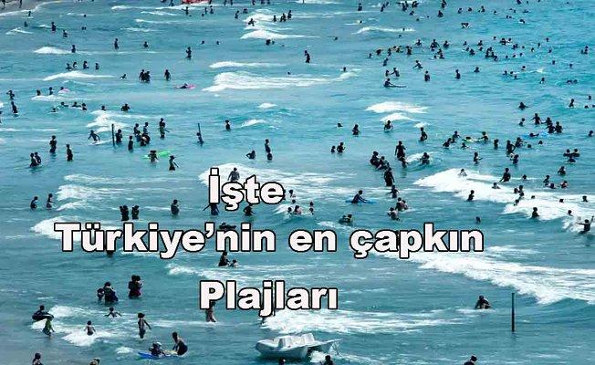 İşteTürkiye'nin en çapkın plajları