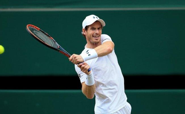 Murray, Wimbledon'dan çekildi