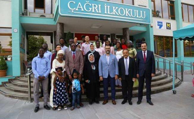 MÜSİAD Ankara Malili çocuklara kucak açtı