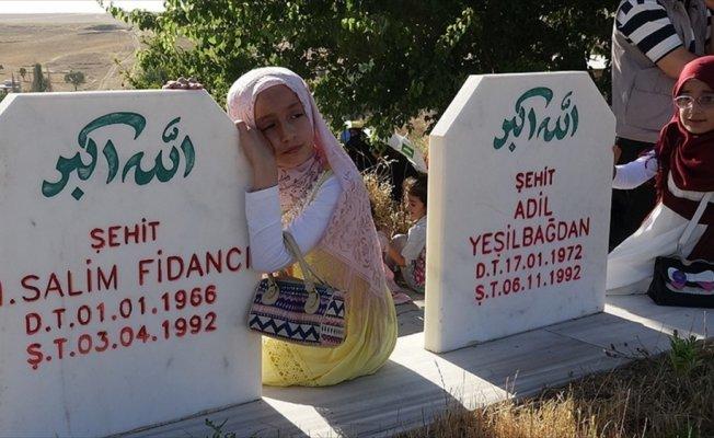 PKK'nın 'Susa Katliamı'nda hayatını kaybedenler anıldı