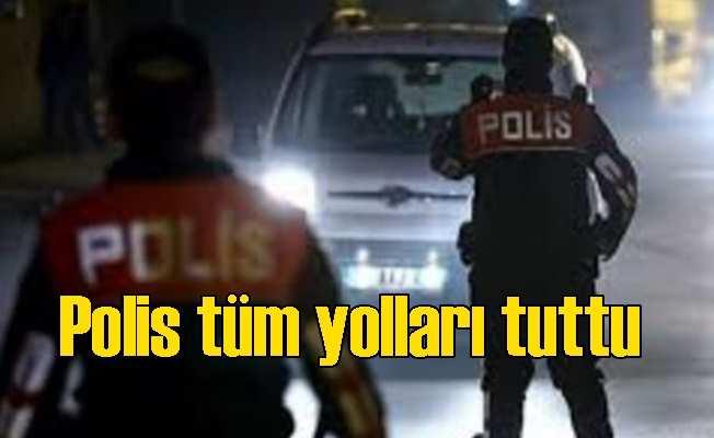 Polis ve jandarma, Türkiye genelinde yolları tuttu