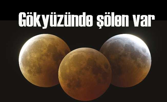 Tam ay tutulması: Ay kızıla boyanacak