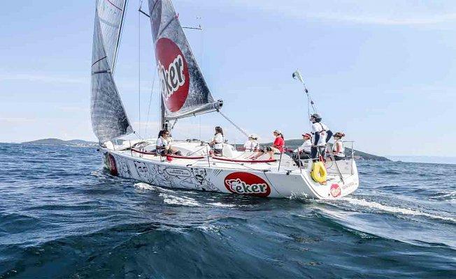 Türkiye'nin İlk Ulusal Kadın Yelken Kupası 3 Yaşında