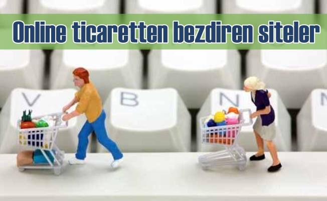 Vatandaşı, internette alışverişten bezdirmenin yollar