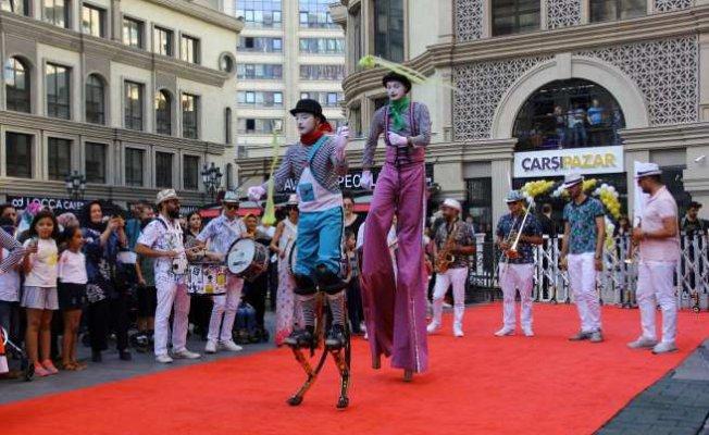 Venezia Çarşı Pazar Bakan,Vali ve İBB Başkanı Katılımıyla Açıldı
