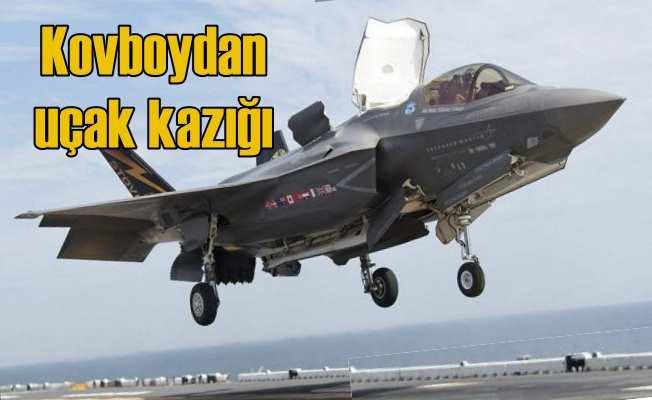 ABD F-35 teslimatını durdurdu; Parasını ödediğimiz uçaklar vermeyecekler