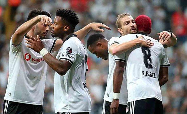 Beşiktaş 2- Akhisarspor 1