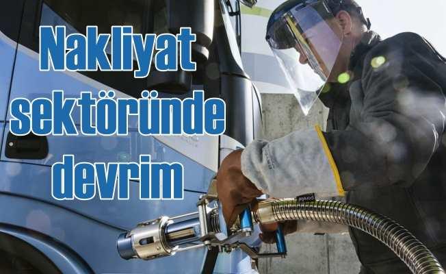 IVECO'dan doğal gazlı kamyon : Nakliye sektöründe devrim gibi yenilik