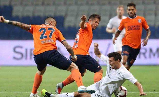 Medipol Başakşehir 0-Burnley 0