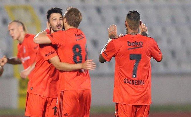 Partizan 1- Beşiktaş 1
