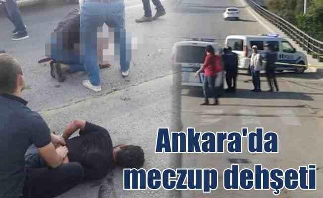 Ankara'da 'Şeytan' dehşeti; Müslümanım diyen 2 kişiyi öldürdü