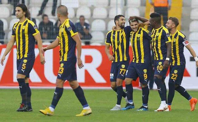 Ankaragücü 1- Akhisarspor 0