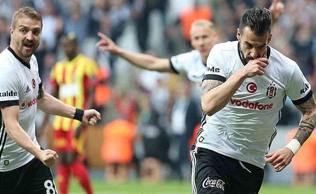 Beşiktaş 2- Yeni Malatyaspor 1