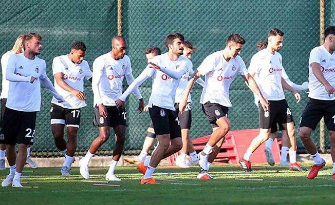 Beşiktaş, Sarpsborg karşısında