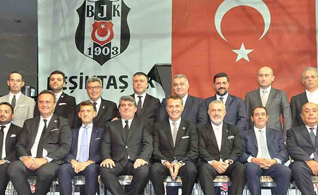 Beşiktaş'ta Fikret Orman 4. kez başkan oldu