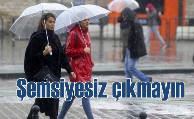 Bugün hava nasıl olacak? Meteoroloji İstanbul'u ayırdı