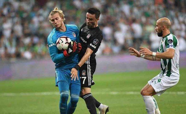 Bursaspor 1- Beşiktaş 1