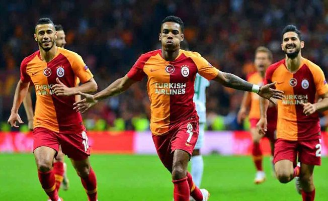 Galatasaray'dan süper başlangıç