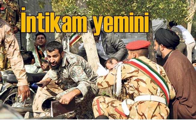 İran'dan intikam yemini; İntikamımız unutulmaz olacak!