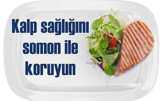 Kalp ve Damar Hastalıkları Riskini Somonla Azaltın!