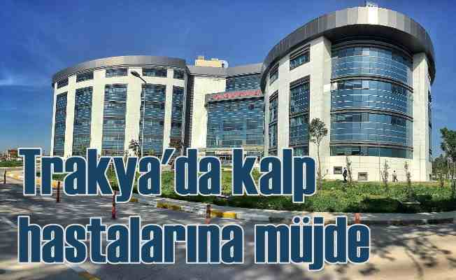 Kırklareli Devlet Hastanesi hizmette göz kamaştırıyor