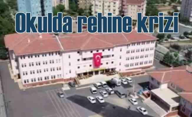 Okulda rehine krizi: Uzman Erbaş, eski nişanlısını rehin aldı