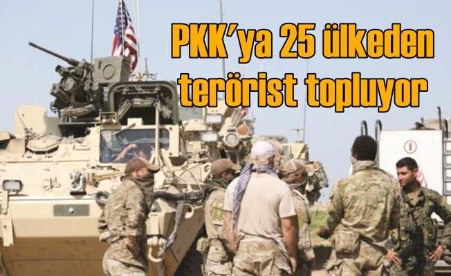Patron çıldırdı; PKK'lı katillere ayda 500 milyon dolar