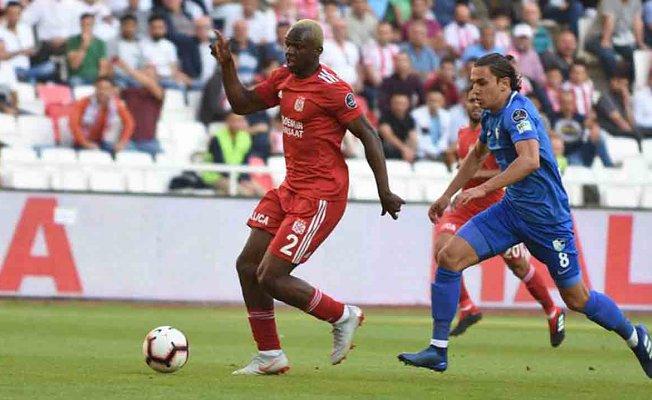Sivasspor 2- Erzurumspor 2