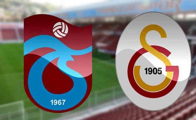 Trabzonspor,Galatasaray maçı saat kaçta