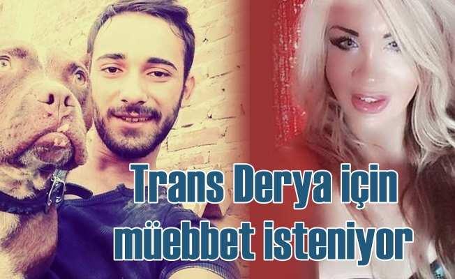 Trafikte tartıştığı genci öldüren trans için müebbet istendi