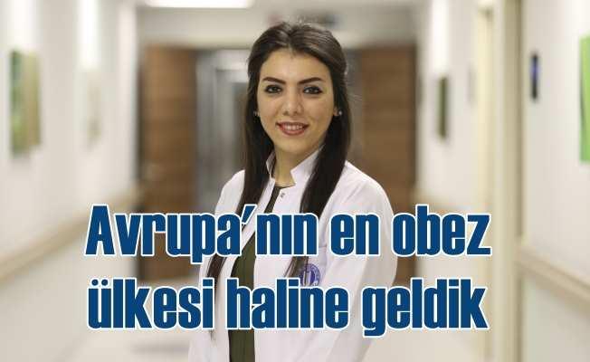 Türkiye Avrupa'nın en obez ülkesi oldu