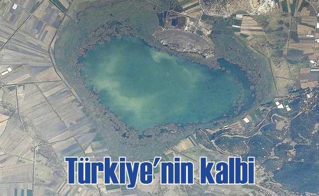 Türkiye'nin kalbi, Gölhisar Gölü