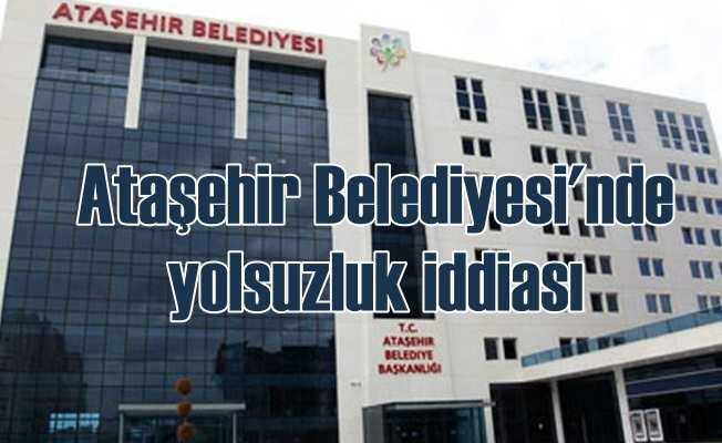 Ataşehir Belediyesi'ne operasyon; Seçim sürecinde yolsuzluk baskını