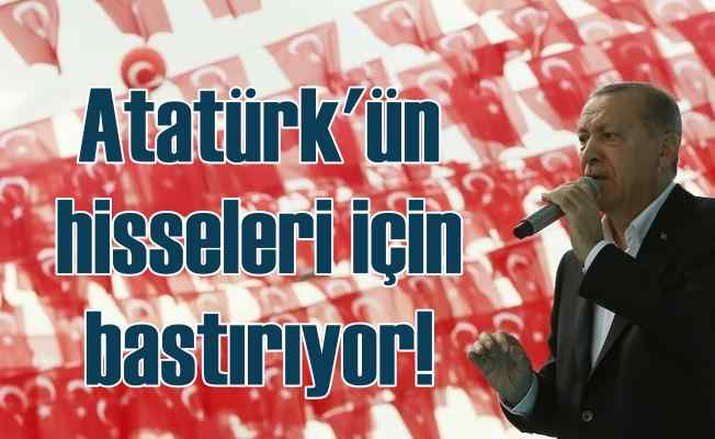 Atatürk'ün mirası için AK Parti'den yeni girişim