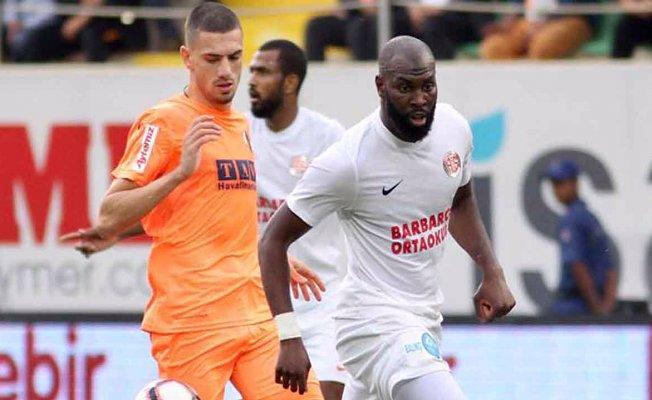 Aytemiz Alanyaspor 0-Antalyaspor 1
