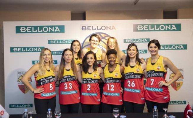 Bellona'dan Kayseri'de basketbola büyük destek