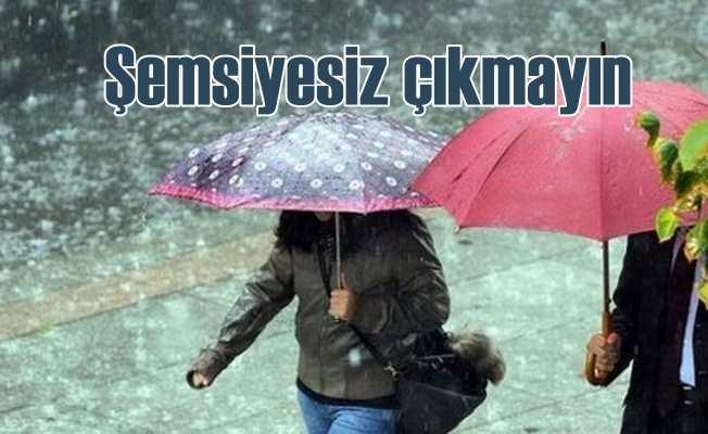 Bugün hava nasıl olacak: İstanbul için yağmur uyarısı
