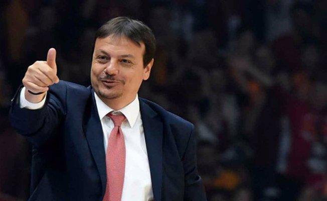 """Ergin Ataman: """"İyi bir takım olduğumuzu gösterdik..."""""""