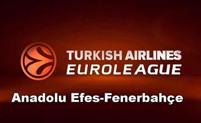 Euroleague'de Türkiye finali