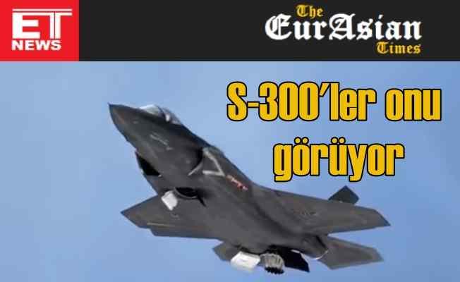 F-35'ler için önemli iddia; O kadar da görünmez değil